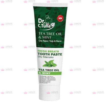 антибактеріальна зубна паста