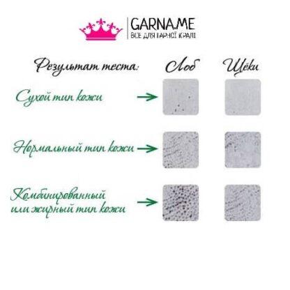 тест на тип шкіри перевірка